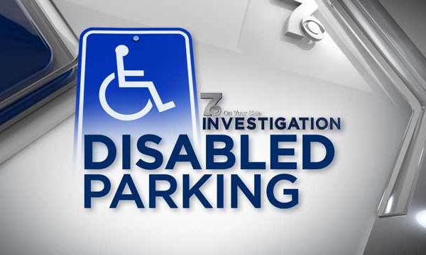 Law Enforcement Continue to Ticket Disabled Parking Violators, Even on Private Property (Image 1)_14345