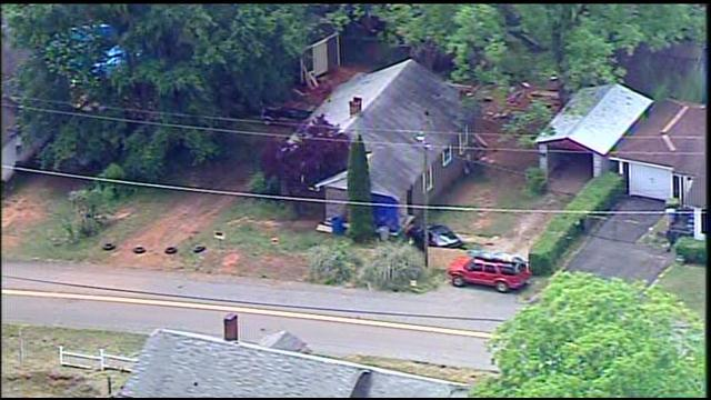 Son Charged After Father Shot, Killed In Pickens (Image 1)_15115