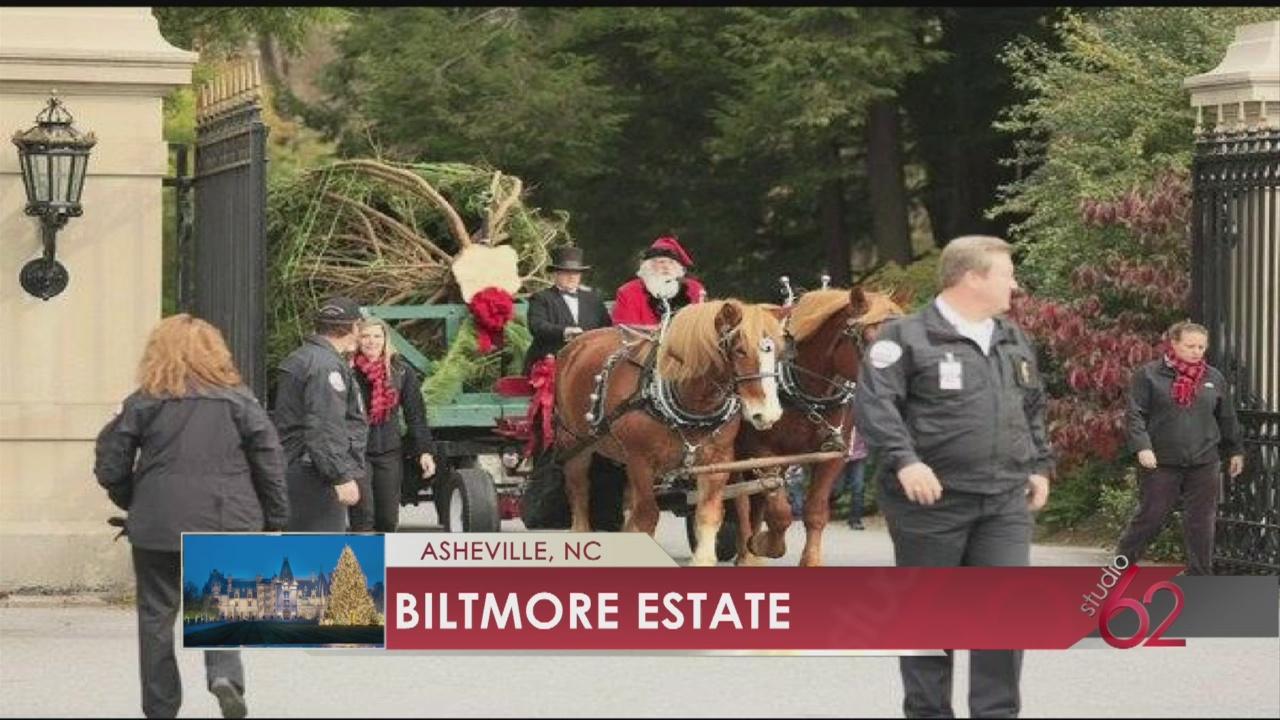 Christmas season kicks off at The Biltmore Estate, Asheville_17782