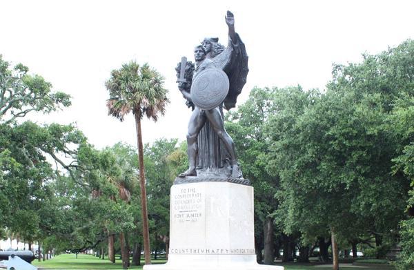 Memorial to Confederate Defenders of Charleston, SC._26150