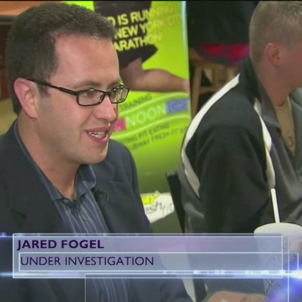 Subway's Jared Fogel Under Investigation_24596