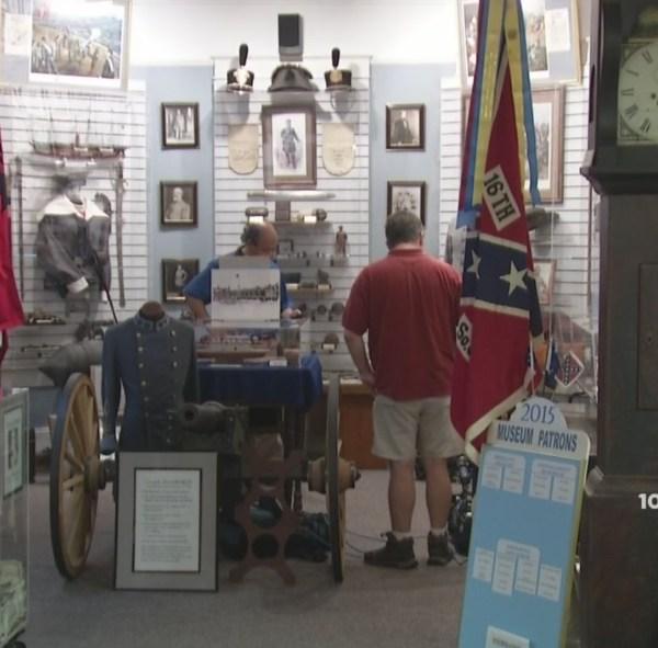 Confederate War Museum in Greenville, SC_26351