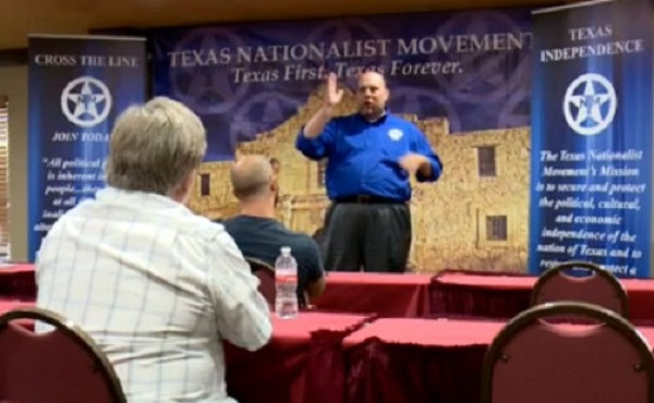The Texas Nationalist Movement is hoping to gain some momentum._29257