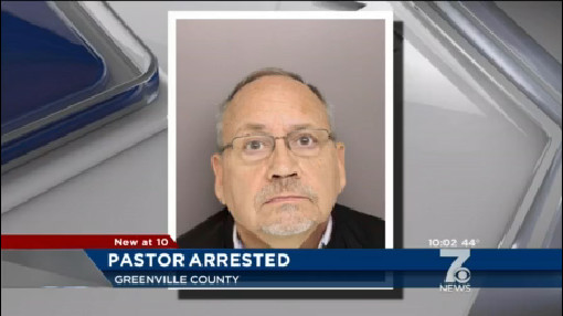 Greenville County Pastor Arrested on Sexual Assault of a Minor Charges_128577