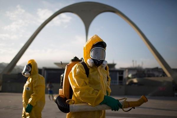 APTOPIX Brazil Zika Virus_127054