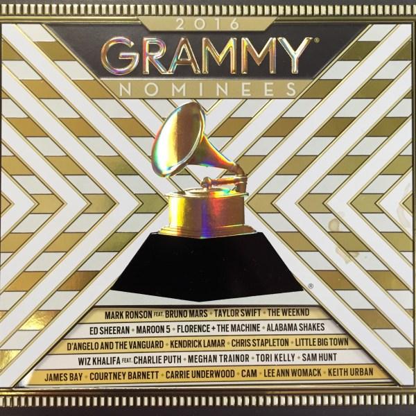 2016 Grammy Nominees CD_133841