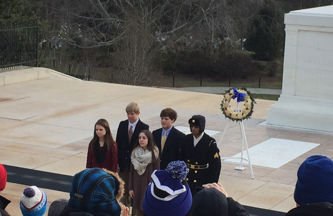 Wreath Laying_139181