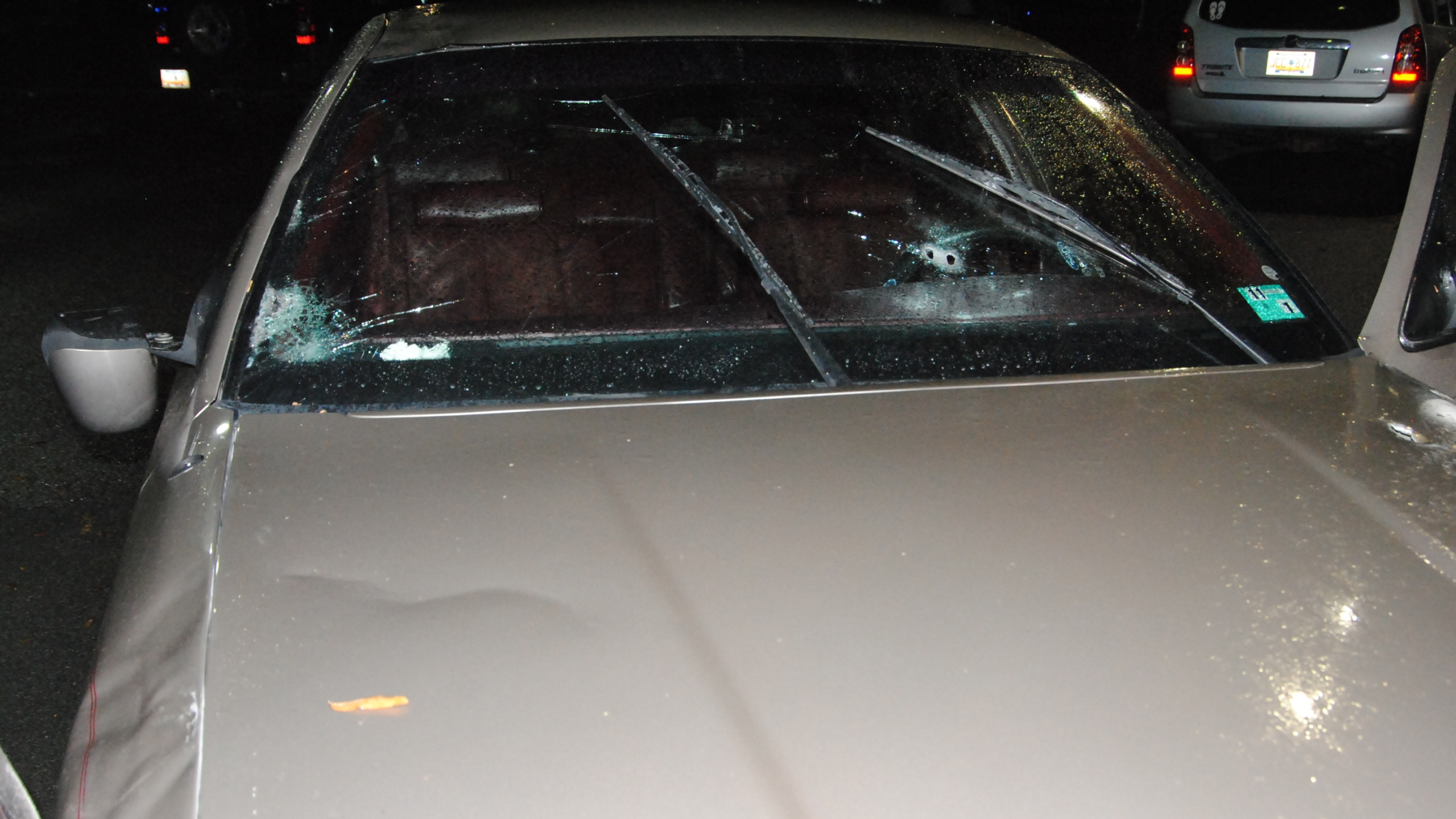 Photo of car Delvin Simmons was driving_153265