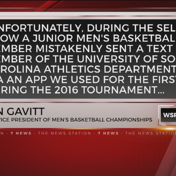 USC Mistakenly Sent a Text on Selection Sunday Congratulating Them on Making the NCAA Tournament