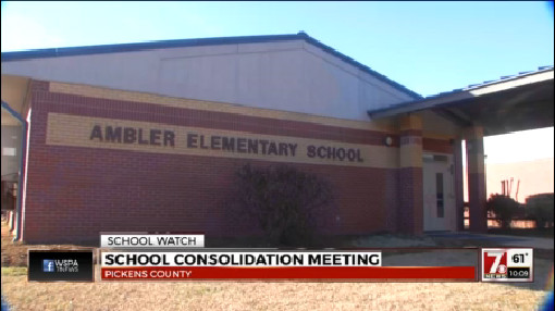 Pickens County School Board Discusses Alternative Solutions to Closing Schools_143971