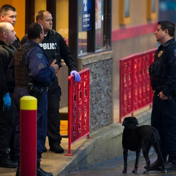 Police Shooting Maryland_150464