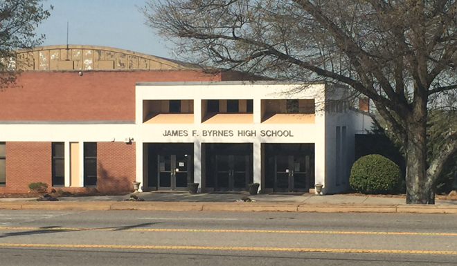 Byrnes High School generic_156543