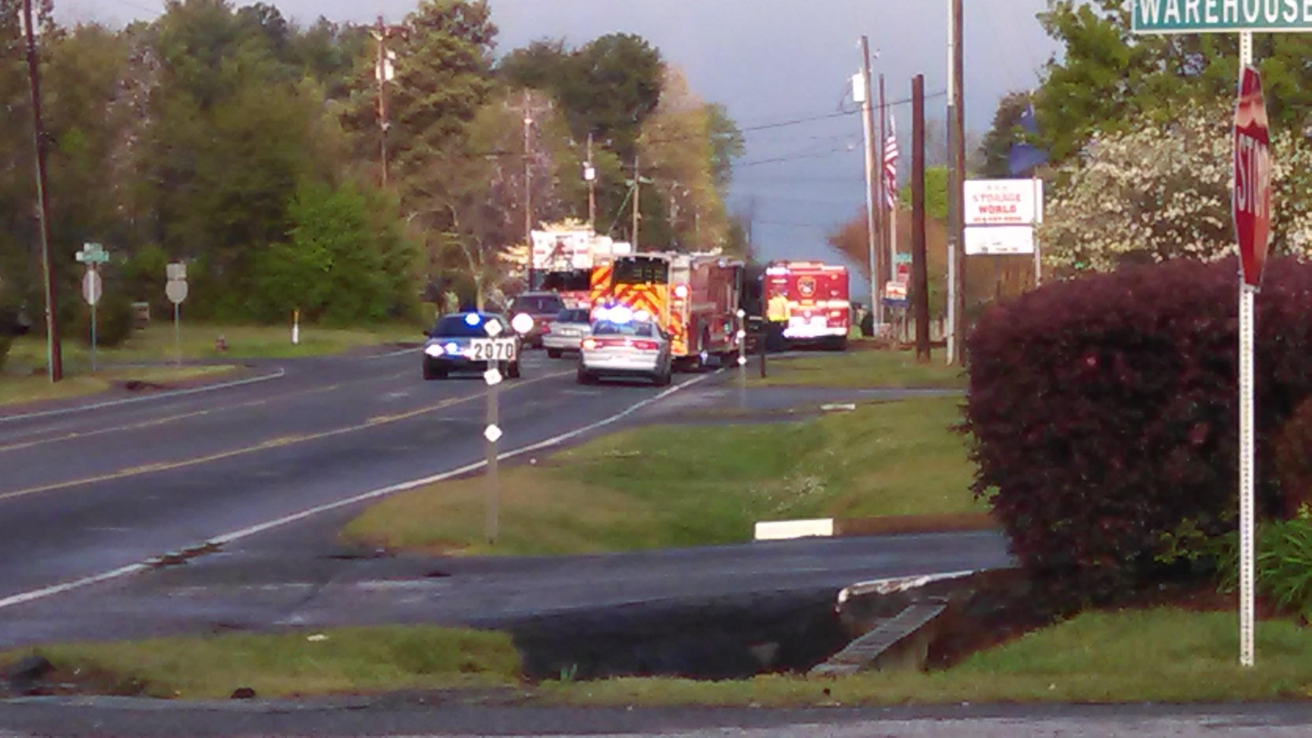 New Cut Road Crash 2_160708