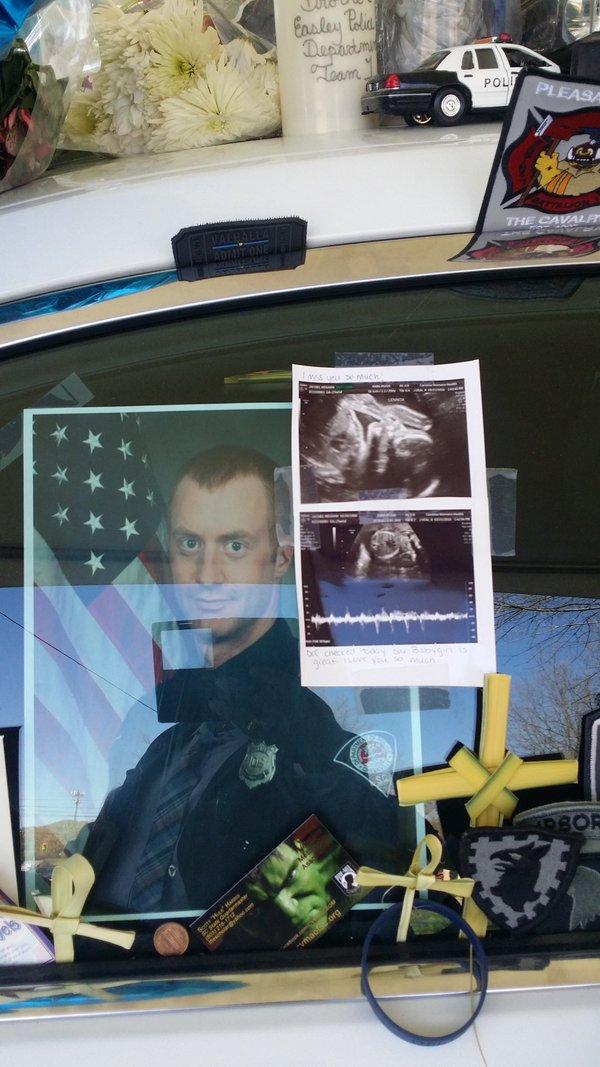 sonogram on patrol car_155773