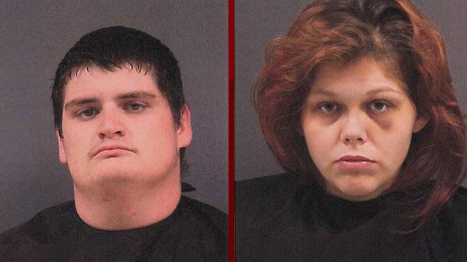 cherokee-murder-suspect Steven Douglas Neel (left) - Teresa Elaine Roberts (right)_163183