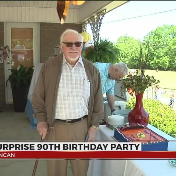 Lloyd Davis surprise birthday party_170553