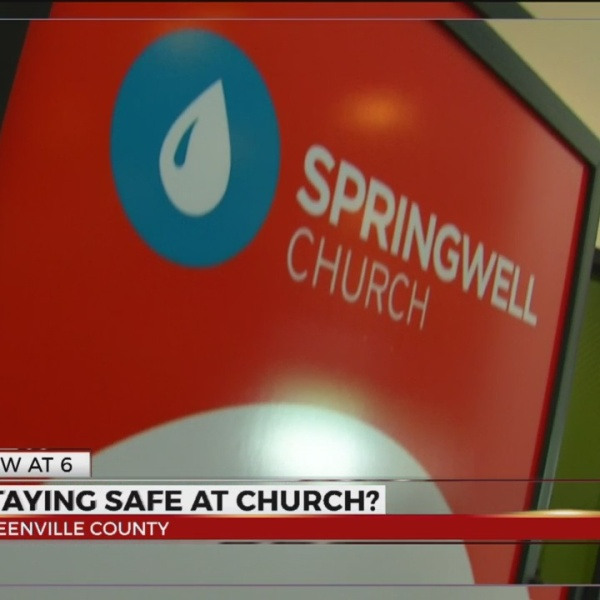 Upstate churches tighten safety policies to match changing times