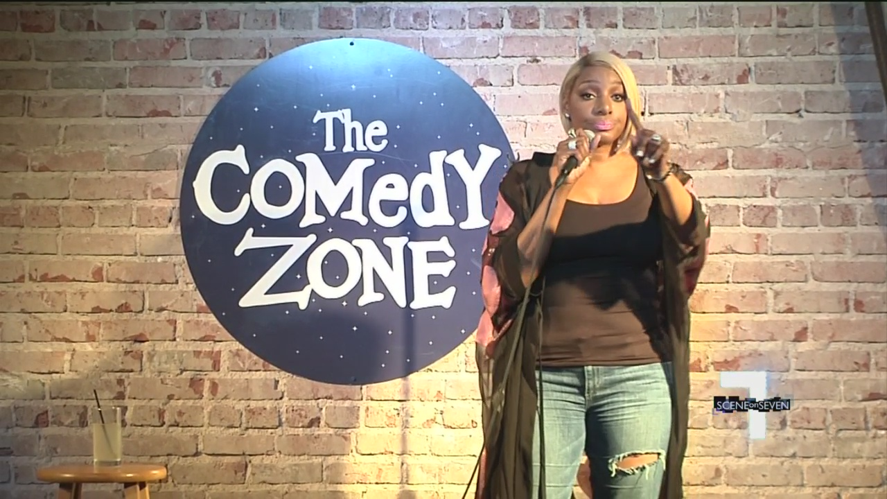 Nene Leakes At Greenville Comedy Zone_183497