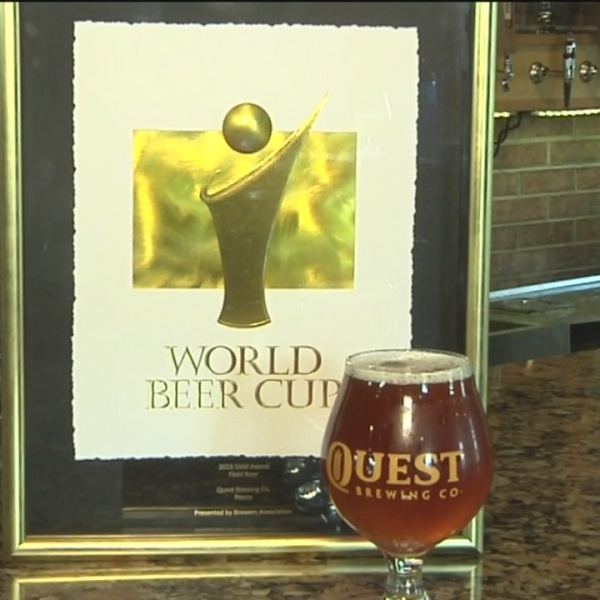 Quest Brewing Wins At World Beer Cup_186696