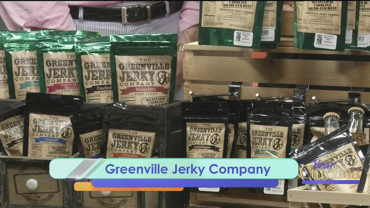 Experience Greenville Jerky and Vine