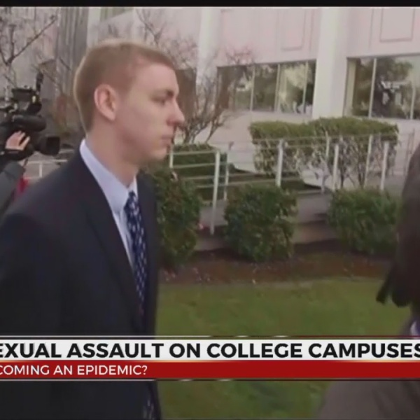 "No Upstate university immune to ""rape epidemic"" says therapist"