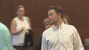 Scotty McCreery in court