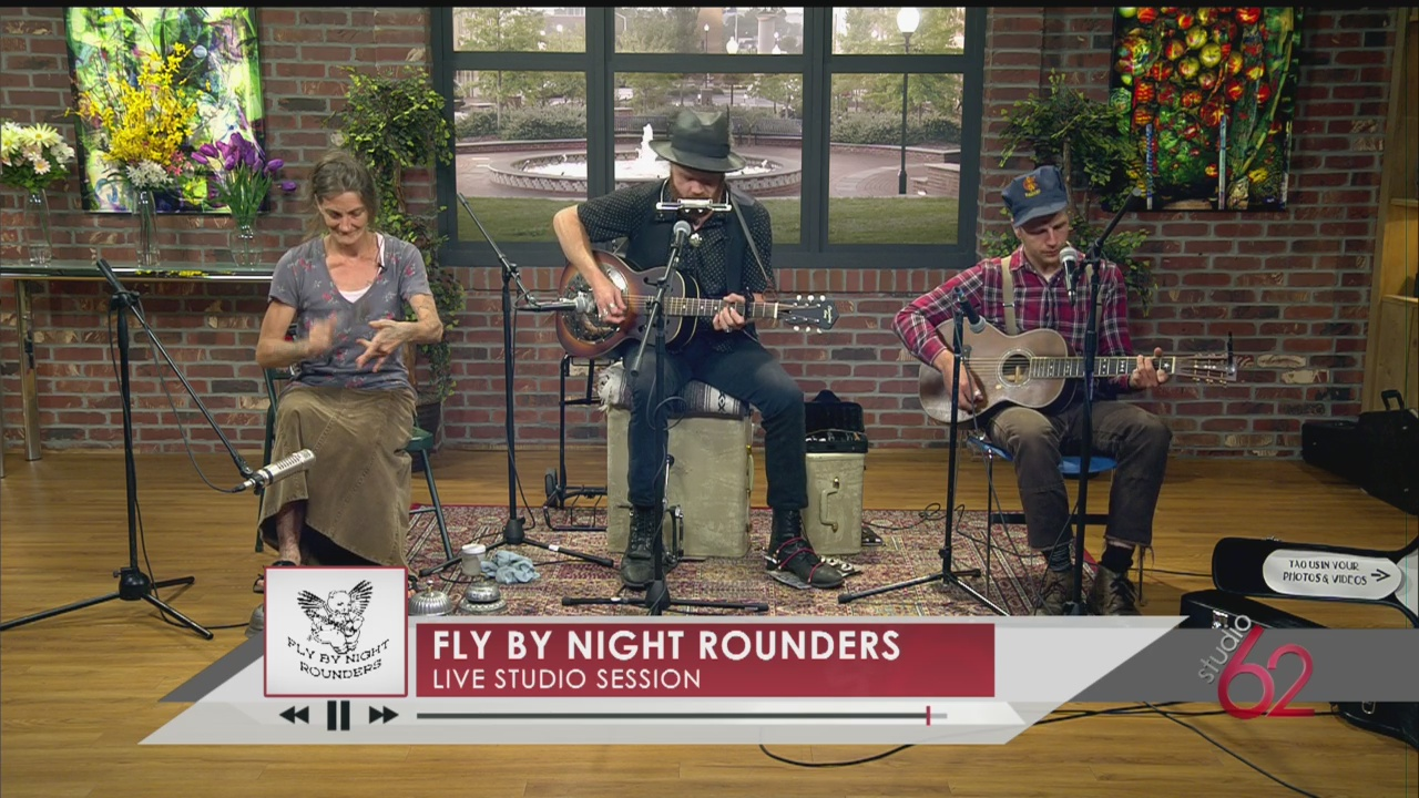 STUDIO SESSION WITH FLY BY NIGHT ROUNDERS_29900