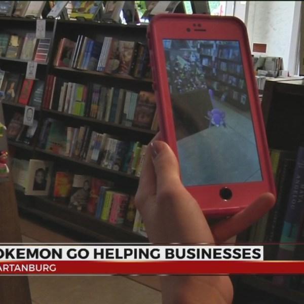 Pokemon Go boosting Upstate business
