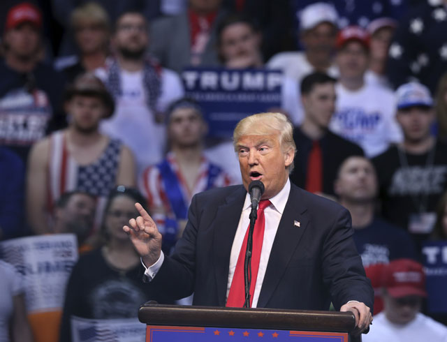 Donald Trump in Wilkes-Barre, Pa._201395