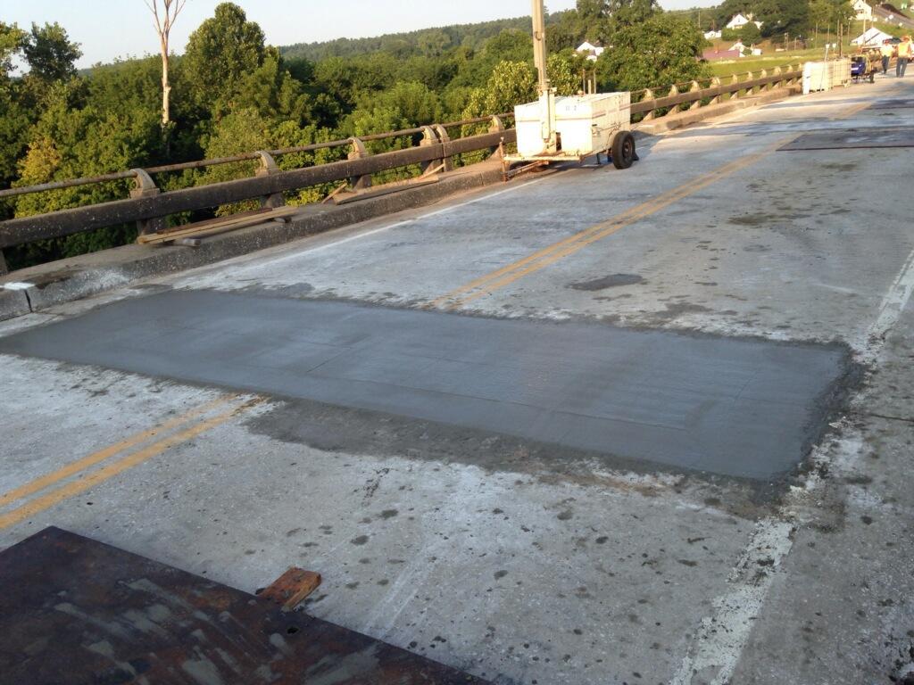 SC 9 bridge repair deck view_223746