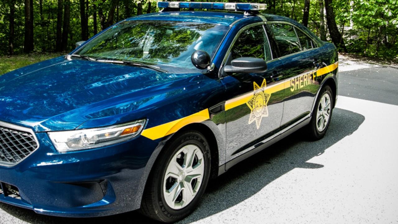 Greenville Co. deputy's patrol car stolen, crashed in Pickens Co.