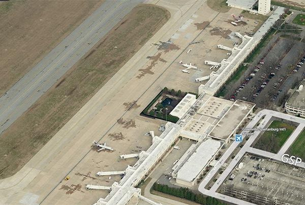 GSP Airport - Bing Maps_73276