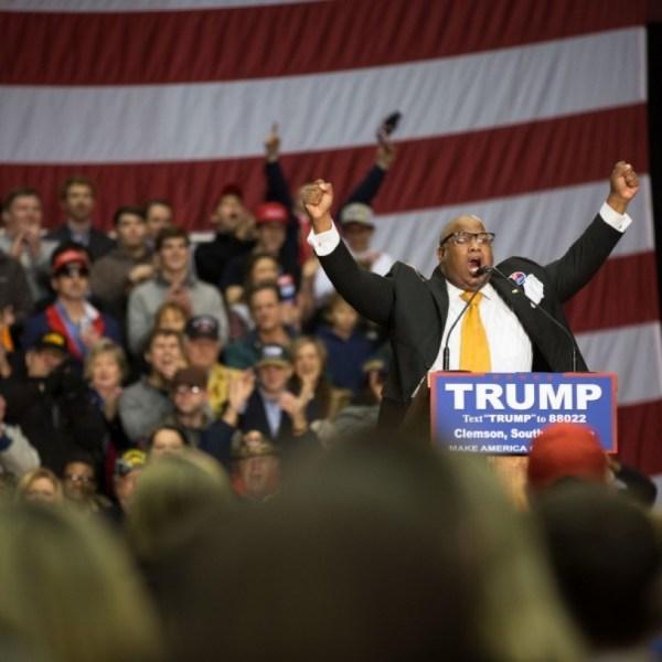 Pastor_Mark_Burns_speaking_at_Trump_Rally_238469