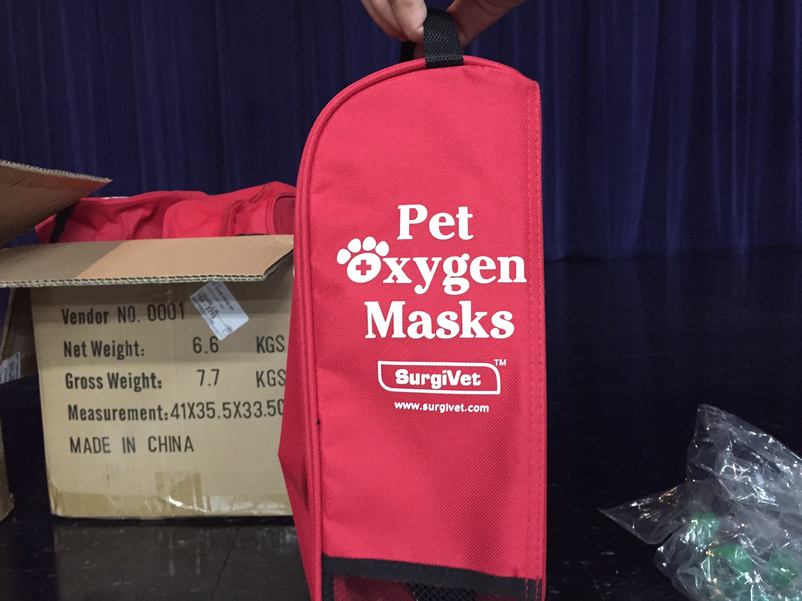 Pet resuscitation kit presentation_227127