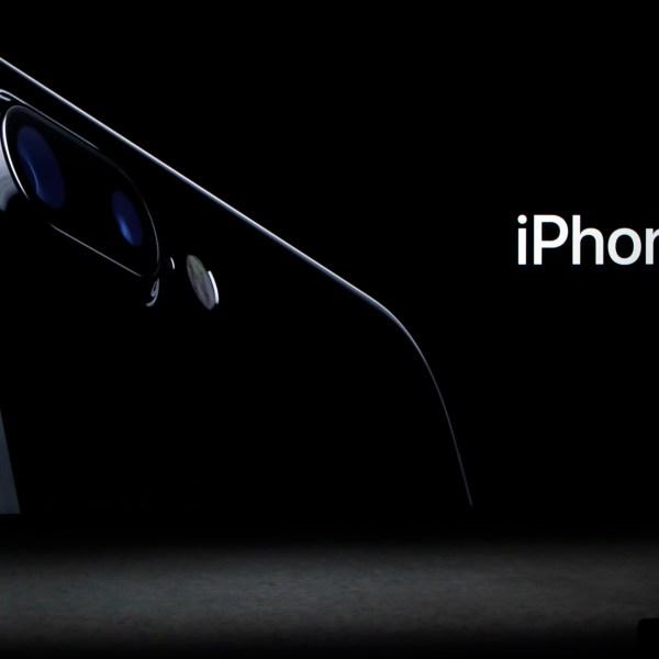 Apple Event iPhone 7_242009