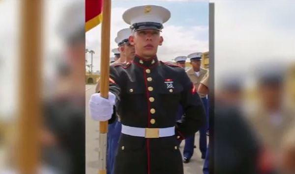 19-year-old U.S. Marine Carlos Segovia_247425