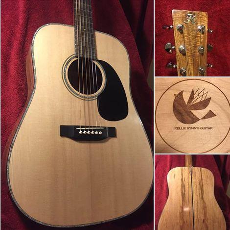 Kelly Rynn's Guitar_247187