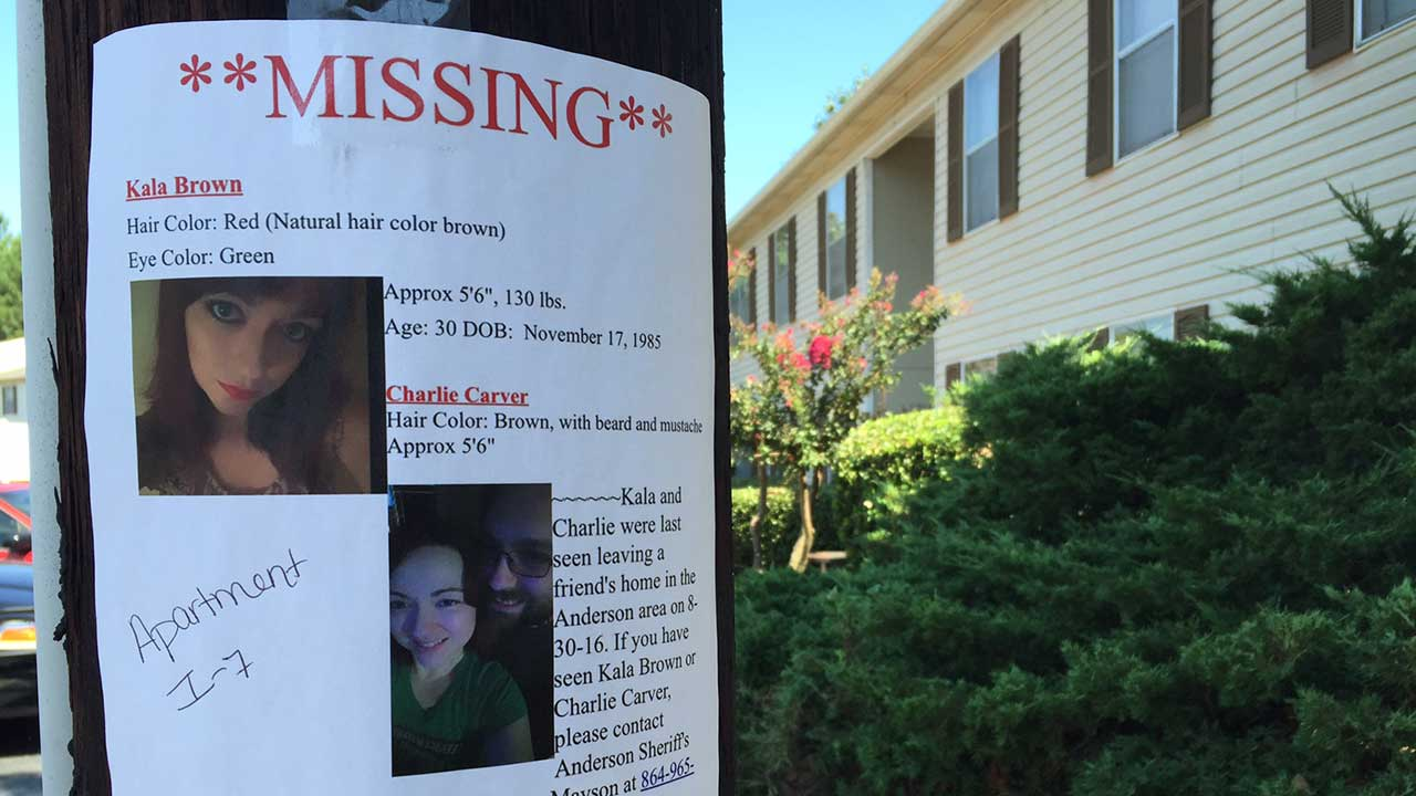 flier for missing anderson couple_241967