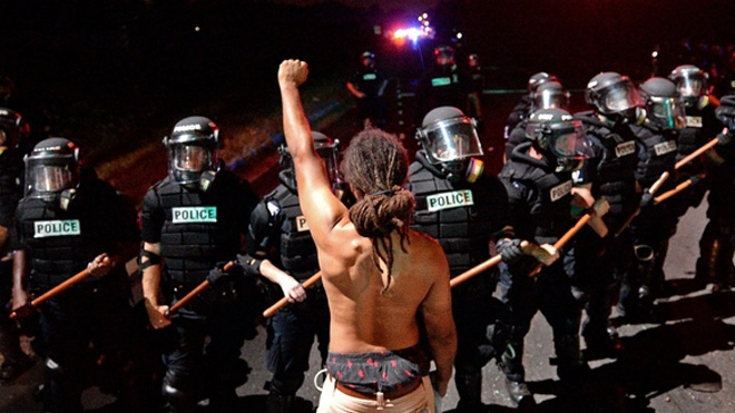 Charlotte protest_248228