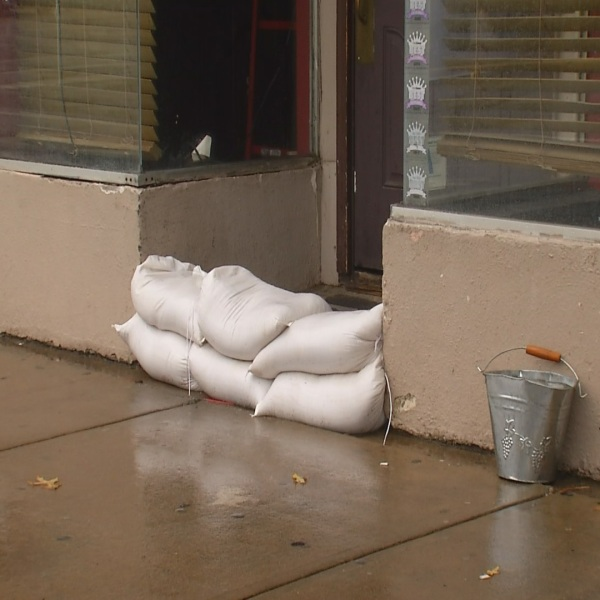 sandbags in Five Points_240340