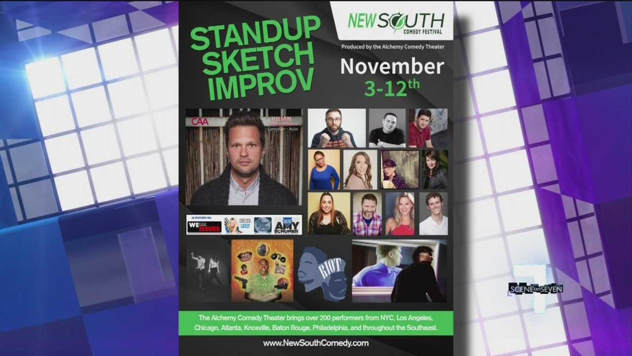 The New South Comedy Festival_264482