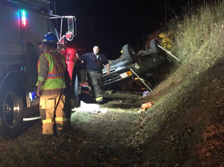 Cedar Falls Road Accident_261763