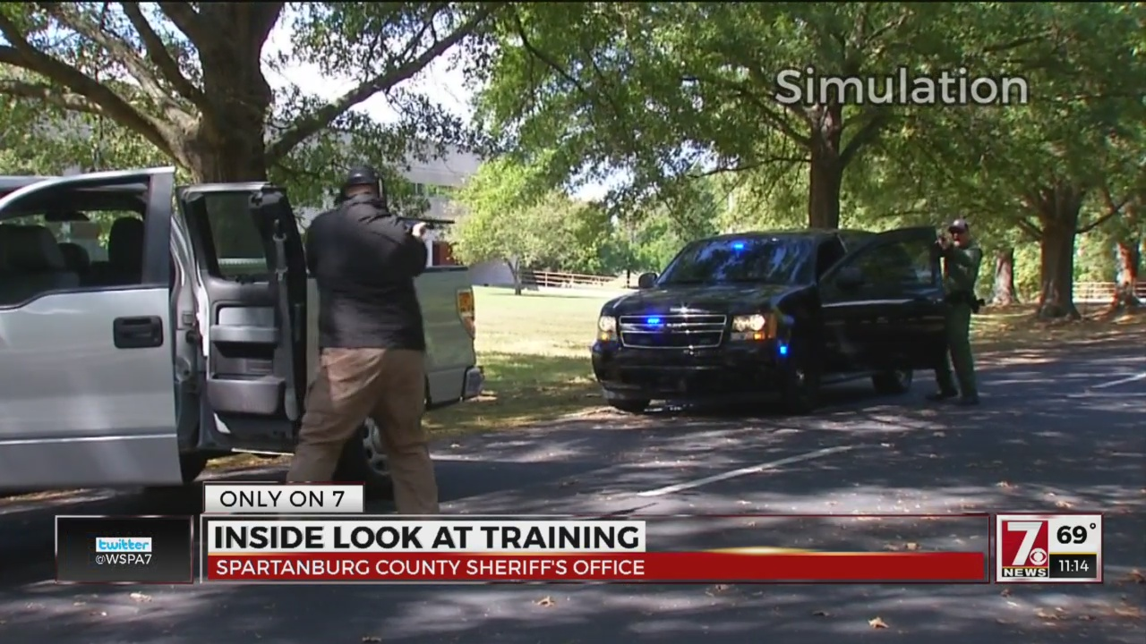 Spartanburg County Sheriff's Office Training_260037