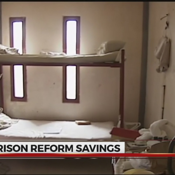 Prison Reform Savings