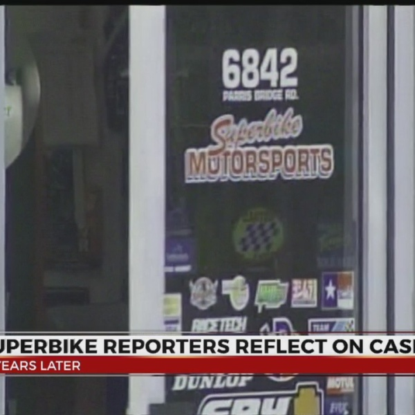 Reporters reflect on Superbike case