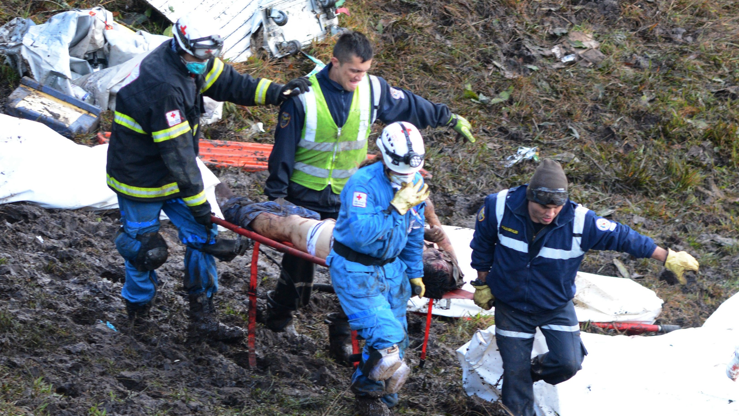 CORRECTION Colombia Air Crash_278915