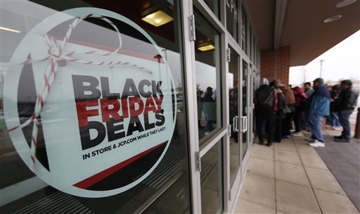 Black Friday Sales, Shoppers, J.C. Penny_277009