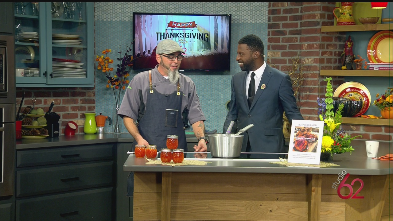 Daily Dish: Easy ham glaze from Greenbrier Farms