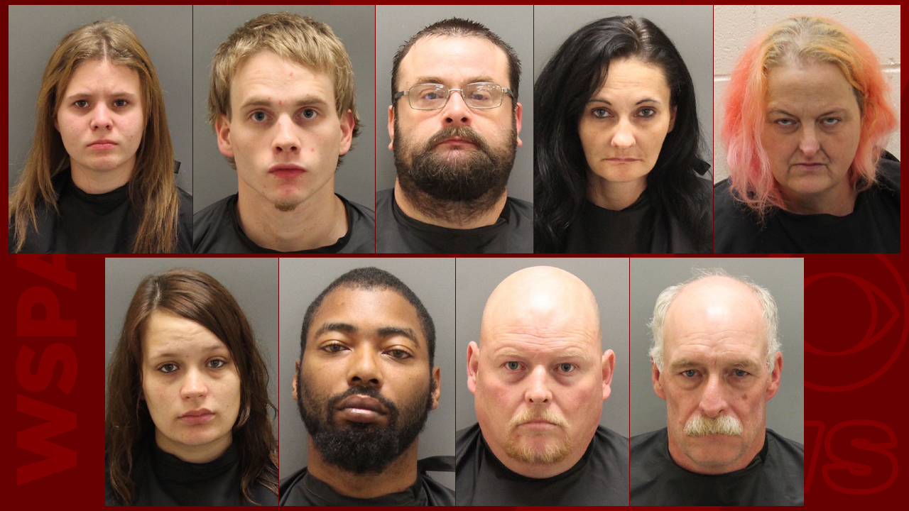 Operation Infinity drug sweep arrests Oconee Co._266881