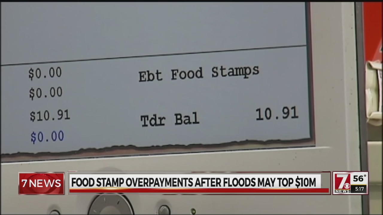 Flood Food Stamps